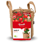 kit de culture tomates cerise -cherry cerise